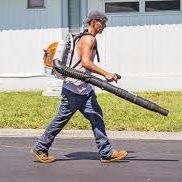 I hate leaf blowers