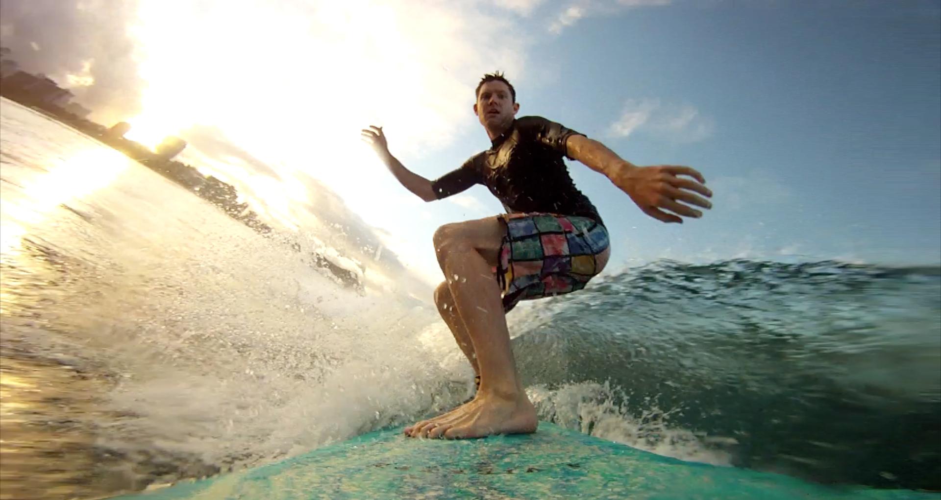 Surfer secret