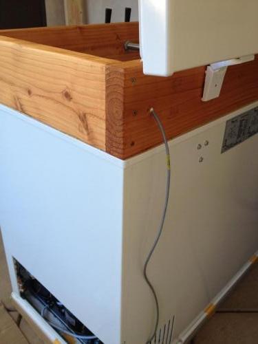 Temperature control wire