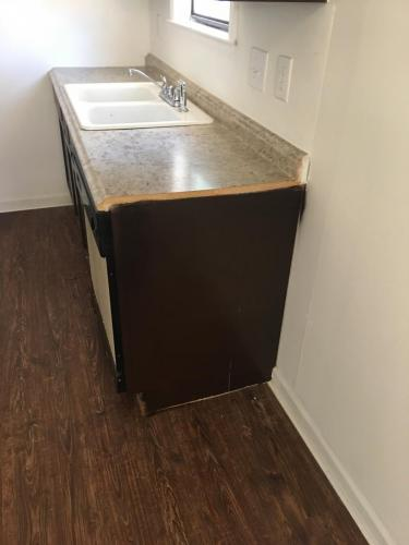 Missing cabinet sides - small stuff